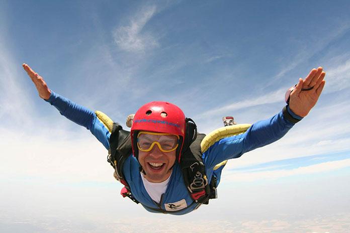 Pierwszy skok ze spadochronem - od czego zacząć?