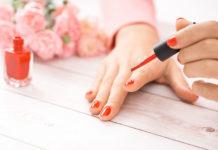 Domowy manicure dla początkujących
