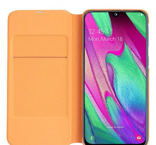Uratuj ekran swojego Samsung A40 i baw się w kolory