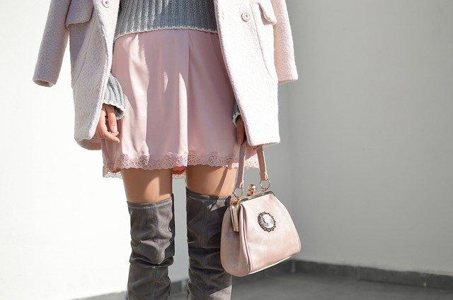 sukienki i spódnice na zimę