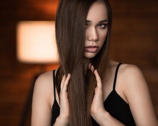 Metody na proste włosy